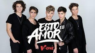 V ONE | ESTO ES AMOR  (VIDEO OFICIAL)