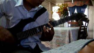 cover guitarra live fast die young circle jerks