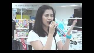 Secret Love Song (cover) by Anne Tenorio