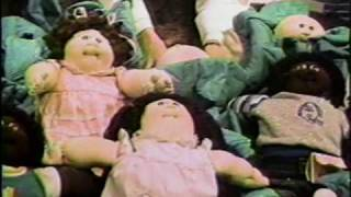 The Birth Of A Cabbage Patch Kid