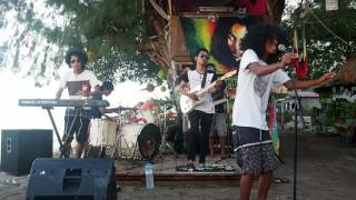 The Old Town - Collie Herb Man - Gili Air