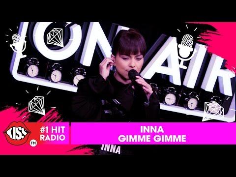 Inna - Gimme Gimme (Live @ Kiss FM)