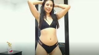 Sexy Ass Dancing Hot Girls | Cewek Cantik SPG Mobil Hanya Pakai Bikini