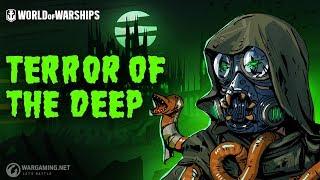 Halloween: Terror of the Deep    World of Warships
