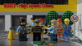 LEGO: 60007 - High Speed Chase