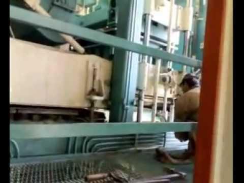 beton parke makinası alttan istifleme PRESTİJ MAKİNA ANKARA... İlker GÖÇMEN