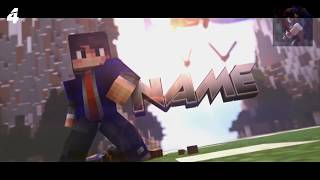 😀TOP 5 MINECRAFT INTRO TEMPLATES FOR C4D/AE