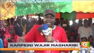 KANU yawakilishwa na Ibrahim Sheikh eneo la Wajir Magharibi
