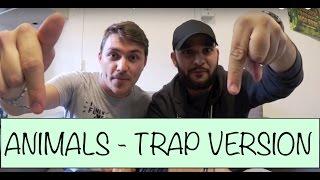 Martin Garrix - Animals | Beatbox Cover - Trap Version