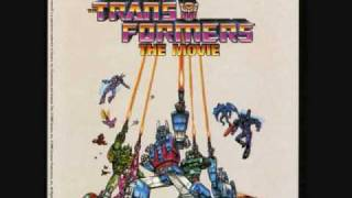 Transformers Soundtrack - The Touch