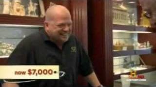 Rick Harrison from Pawn Stars Funny Laugh Montage