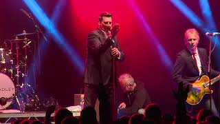 Tony Hadley performs The Killers' Somebody Told Me Live at Lincoln Castle