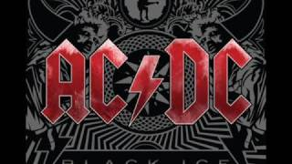 ACDC black ice - spoilin for a fight