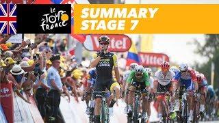 Summary - Stage 5 - Tour de France 2018 width=