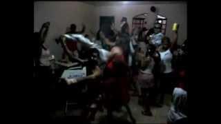 Harlem shake churras night