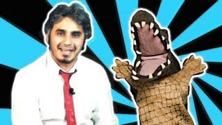 التمساح الحلقة ٨: المقابلة البدر صالحية   Temsa7LY 1
