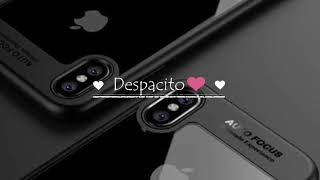 Despacito iPhone X ringtone