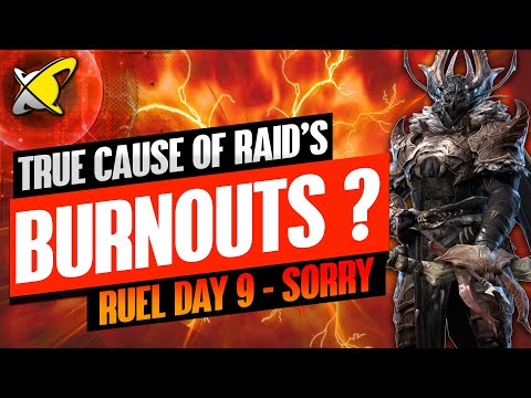 WILL PLARIUM LOSE MORE PLAYERS OVER THIS? | Ruel The Huntmaster Day 9| RAID: Shadow Legends