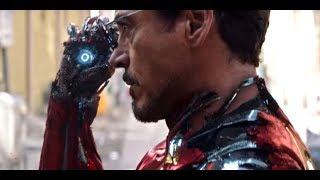 Iron Man Suit Up Scene ... Avengers Infinity War