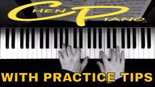 Presto: Sonata in F - Joseph Haydn - ABRSM 2017/18 Grade 7 Piano A2 with PRACTICE TIPS