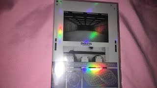 silent Unboxing: Frank Ocean - Endless DVD/CD