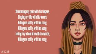 Zhavia - Killing Me Softly (Lyrics)(The Four) width=