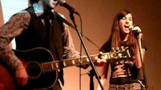 Jenny & Elvis - Carpetbaggers (cover)