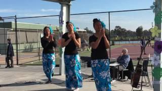 O Oe Ole Toa (dance performance)