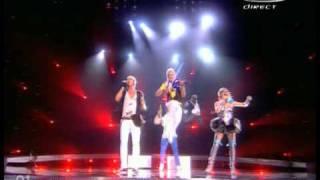 SunStroke Project & Olea Tira - Run Away (Live  Eurovision 2010 First Semi-Final  ).mpg