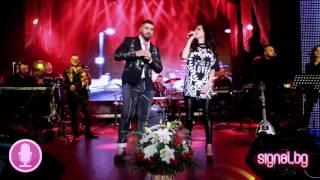Преслава и Фики - Live от промоцията на Фики