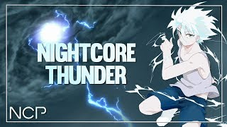 「NCP ~ Nightcore」→ Thunder (Lyrics) (Cover by Aöme)