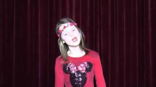 Ave Maria - Bach (cover Marjolein, 9yo)
