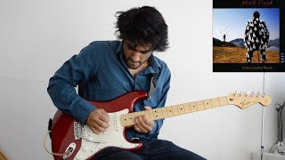 On the Turning Away: Solo - Pink Floyd by Santosh Kuppens