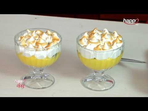 Rețeta: desert la pahar