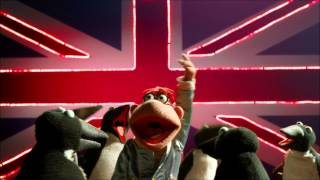 Muppets Most Wanted OST - 10. Moves Like Jagger (W/Lyrics)