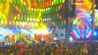 Shakira -WAKA WAKA -FIFA World Cup 2010 Celebration