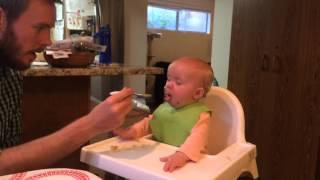 Baby Food is Gross