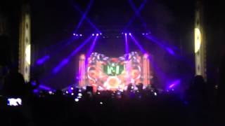 Tech N9ne and Excision-Road kill  at the Midland kc