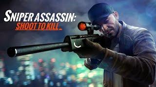Melhor jogo android de tiro ''Sniper 3d''