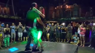 Teejay (United Motion Dance) & Ashley @ Sydney Bailar Kizomba Festival 2017
