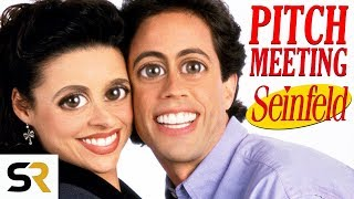SEINFELD Pitch Meeting: How It All Started