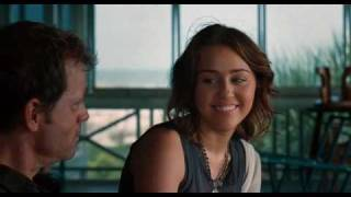 THE LAST SONG Story Featurette - Miley Cyrus & Nicholas Sparks - Available on DVD & Blu-ray