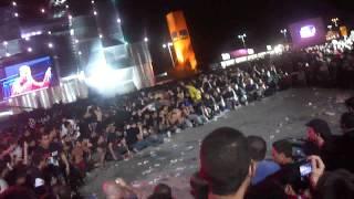 roda slipknot rock in rio 2011