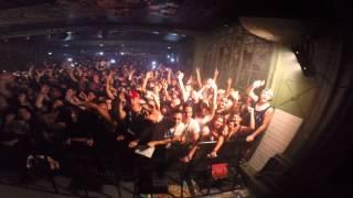 1 ère partie concert de Kid Ink à Marseille Part 2 Andyman & Dj Faze !!!