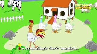 Pintainho Amarelinho - Doidas Andam as Galinhas (Vídeo Oficial)