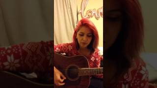 Nelly Furtado // I'm Like a Bird // aCoustic COVER by Lopita