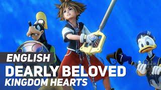 "Kingdom Hearts - ""Dearly Beloved""   AmaLee ver"