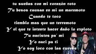 Karaoke Energia - Alexis Y Fido [Instrumental Con Letra HD]