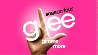 Gimme More - Glee Cast [HD FULL STUDIO]