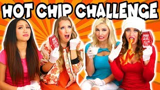 Paqui One Chip Challenge. Do Not Try This. Totally TV width=